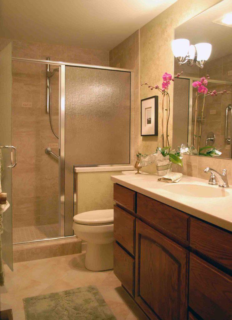 потолок ванной в хрущевке