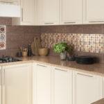 Керамическая плитка — идеальное решение для вашей кухни