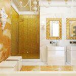 Ремонт в ванной комнате 2021: примеры идей, цвета, плитки и стилей