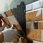 Нормы расхода клея для керамической плитки