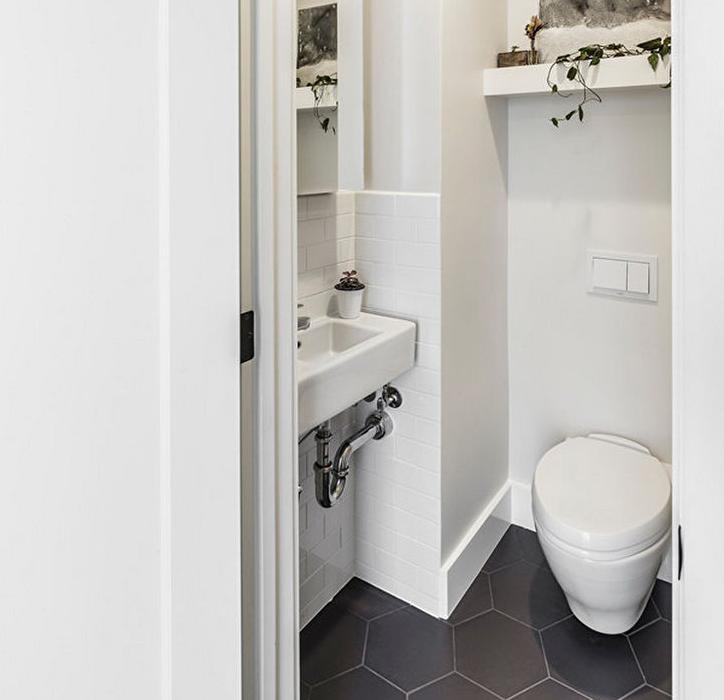 Плитка в туалете маленькое помещение