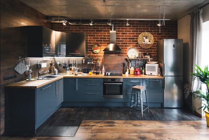 Плитка напольная для кухни и коридора