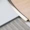 Стык плитки и ламината с порогом и без него – практический гид