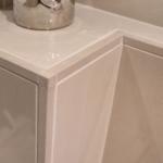 Внутренний уголок для плитки: пластиковый угол и металлический профиль, их размеры и раскладка