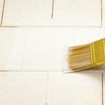 Как покрасить плитку на кухне своими руками: керамическая и кафельная плитка