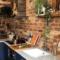 Керамическая облицовочная плитка под кирпич для внутренней отделки стен — 12 фото