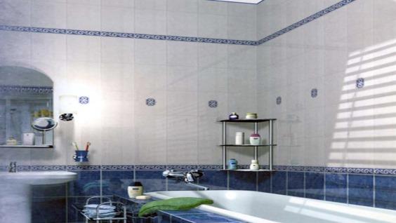 Установка ванной в ванной комнате под плитку