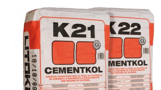 Состав плиточного клея на цементной основе