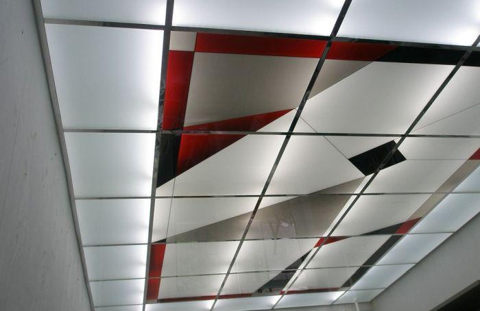 потолочная плита армстронг