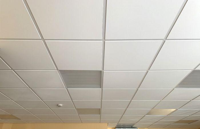 потолок армстронг размеры плитки