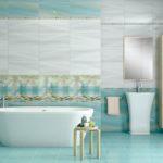 Плитка для ванной комнаты: фото дизайн 2021 года