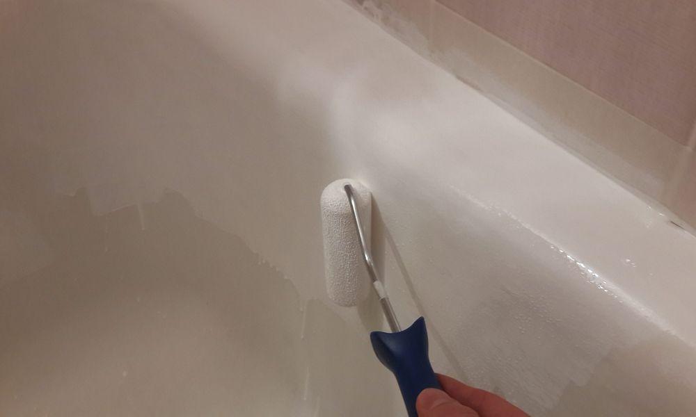 Как отреставрировать ванну в домашних условиях