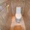 Отделка туалета пластиковыми панелями: оригинальные идеи дизайна