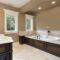 Покраска стен в ванной комнате, дизайн, идеи для покраски ванной, каким цветом покрасить