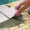 Расход клея для плитки на 1 м2: расчет количества плиточного клея — сколько нужно, как рассчитать норму расхода при укладке