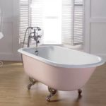 Размер ванны: стандартной, угловой, чугунной, стальной, акриловой