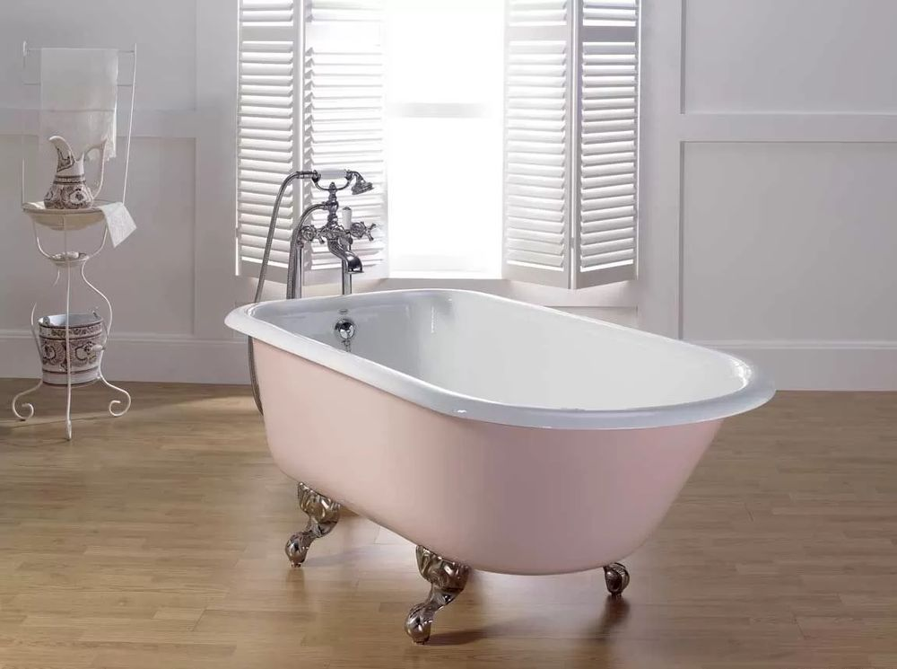 Длина стандартной ванны