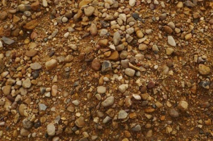 гравийно песчаная смесь