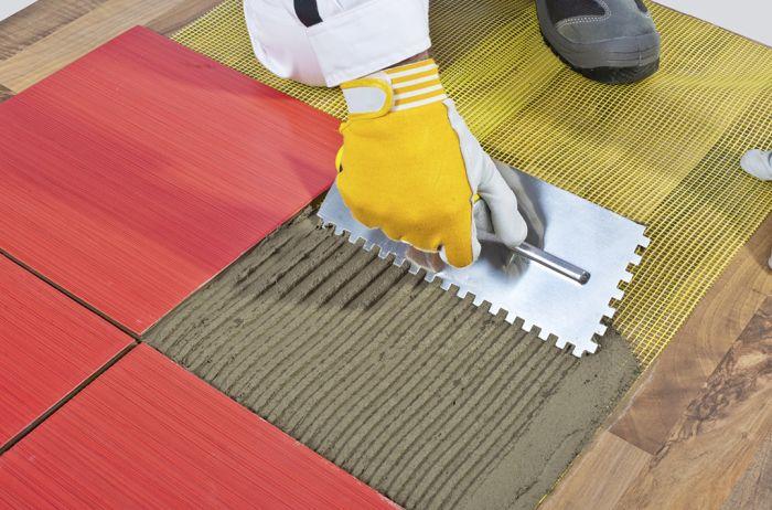 клей для плитки эластичный