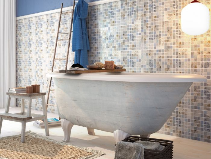 ванная прованс пример