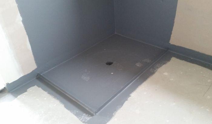 нужна ли гидроизоляция в ванной под плитку