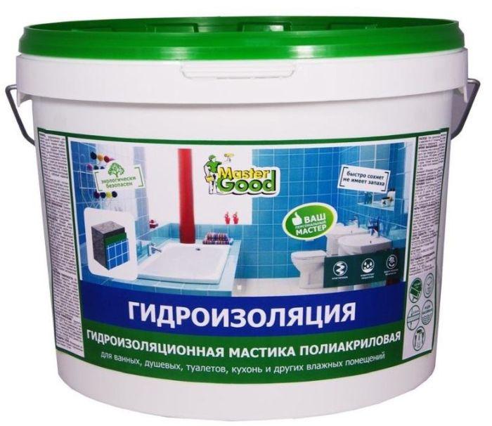 жидкая гидроизоляция для ванной под плитку